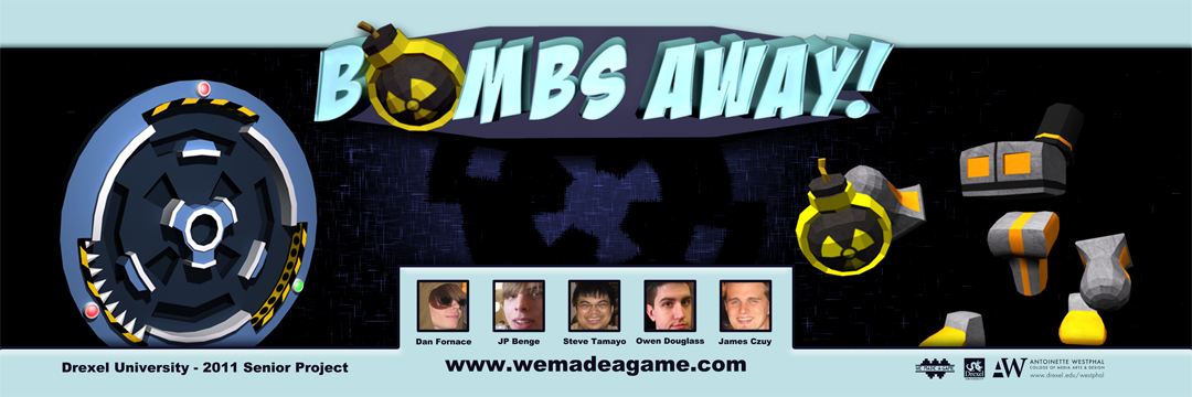 Bombs Away Banner